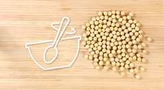How to prepare soy beans for the best flavour